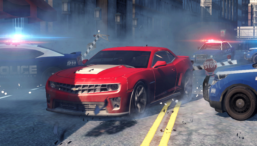 Need For Speed Most Wanted Полная Версия